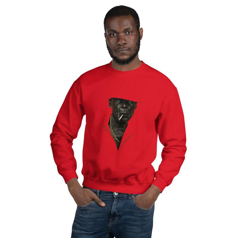 Red Man Limited Edition Sweatshirts